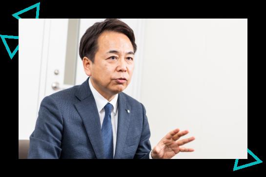 写真:YKK AP株式会社 九州支社 副支社長